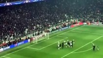 Besiktas-Porto : Incroyable ambiance en Turquie - La Ligue des Champions