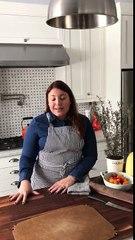 Chef Vanessa Gianfrancesco's Kitchen Hacks: DIY Non-Slip Cutting Board
