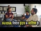 Hrithik Roshan ने Anand Kumar की Biopic 'Super 30' के लिए की तैयारी शुरू