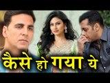 Instead of Salman Khan, Naagin Actress Mouni Roy to DEBUT with Akshay Kumar in GOLD
