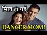 Salman Khan to SHARE screen with Jacqueline Fernandez in Remo D'souza's Dancer Dad