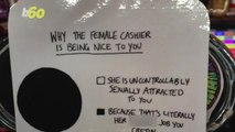 Bar Sign Telling Guys to Stop Hitting on Female Employees Goes Viral