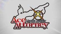 Apollo Justice : Ace Attorney - Bande-annonce de lancement 3DS