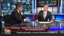 Maine approves socialized medicine with Medicaid vote - Judge Napolitano-0PJX10-cw5c