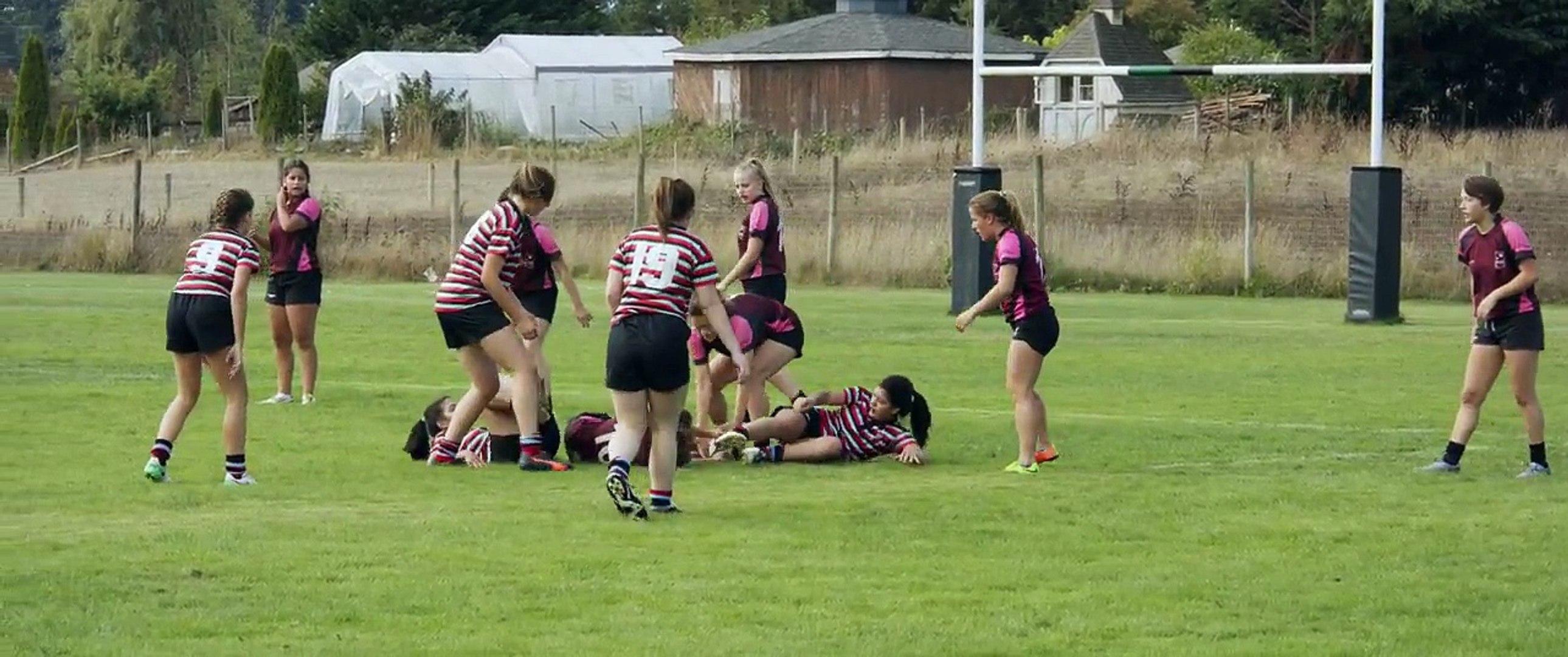 Castaway Wanderers Rugby Women vs British Columbia Teams U-18