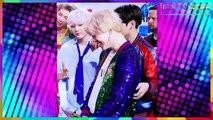 CELEBRITIES REACTING TO BTS - BTS AMAs 'DNA' 2017