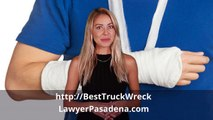 Best Truck Wreck Website Motorcycle Personal Injury Semi 18 Wheeler Oilfield Work Car  Accident Attorney Lawyer Pasadena