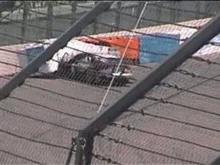 DTM07 Eurospeedway Lausitzring Winkelhock crash