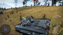 War Thunder - Centurion Mk.3 Medium Tank Realistic Battle Gameplay