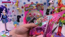 My Little Pony Equestria Girls Minis Rarity Playdoh Egg Episode Surprise Egg and Toy Collector SETC