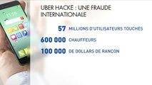 Les données de 57 millions d'utilisateurs d'Uber piratées