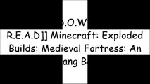 minecraft exploded builds medieval fortress ebook