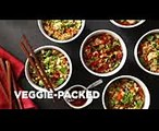 Healthy Dinner Recipes - How to Make Veggie-Packed Chicken Fried Rice