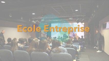 Le lien Ecole-Entreprise, pour une orientation et une insertion professionnelle réussies