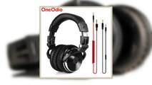 Professional DJ Headphones Studio Monitor DJ Headphones Wired Stereo Headset Gaming Headset For Phone Computer PC PS4 Xb
