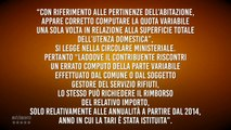 """Giuseppe L'Abbate (M5S) - """"Tari, il governo ci dà ragione. Ora vigileremo sui rimborsi"""" - MoVimento 5 Stelle - M5S"""
