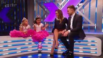 Sophia Grace and Rosie are in the building The X Factor Video _ Sophia Grace