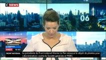 Marine Le Pen annonce qu'elle va porter plainte contre sa propre banque, la HSBC