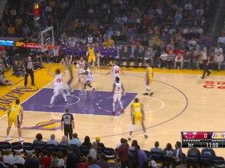 BASKET: NBA: Story of The Day - Kyle Kuzma Pimpin Lakers Berbalik Menang