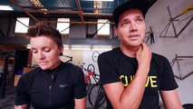 UPDATE: INDIPAC Wheel Race + TDU Commute w/ Jesse Carlsson & Sarah Hammond