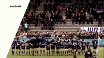 Rugby - Federale 1 Bourgoin - Tarbes : Rugby federal 1 bande annonce