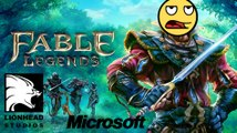 That's Just Mediocre: Microsoft to close Lionhead and canceling Fable Legends