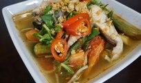 Cách nấu canh chua cá bông lau ngon ngọt nước | Món Ngon Mỗi Ngày