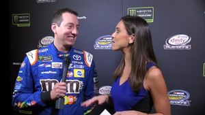 Stealing Your Roommate's Girlfriend: NASCAR Stars React
