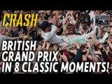 F1 Silverstone British Grand Prix in 8 Unforgettable Moments I Crash.net