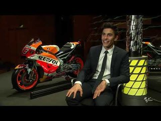 2017 MotoGP World Champion Marc Marquez interview