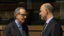 Il debito pubblico dell'Italia preoccupa Bruxelles