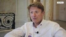 Jean-Pierre Dick : «Avec les foils, l'âge devient une limite»