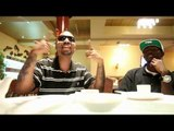 "DJ RASHAD & DJ SPINN ""WE TRIPPY MANE"" & DJ RASHAD ft. GANT-MAN ""JUST JAM"" OFFICIAL VIDEO"