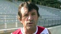 José Pasqualetti réagit après les propos d'Eugène Saccomano