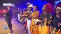 """Les enfants malades de l'association Les Petits Princes au Cirque Phénix pour """"Cirkafrica 3"""""""