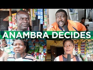 Anambra election: Awka residents speak on who they will vote for and why