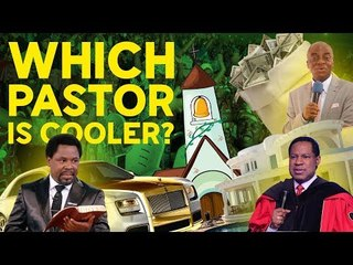 Who is the most influential Nigerian pastor?