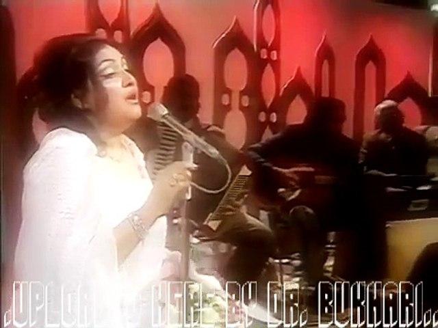 Noor Jehan LIVE on BBC Mujh Say Pehli Si Muhabbat