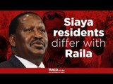 Raila Odinga calls for 6-piece voting, divides Siaya residents over the issue