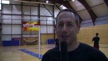 Christophe Charroux entraineur du Martigues Volley Ball