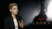 Vanessa Kirby is still asking her sister to finish The Crown