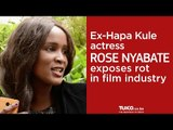 Ex-Hapa Kule actress Rose Nyabate: I earned 1K per show