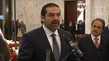 Lebanon Prime Minister Saad al-Hariri reverses resignation after returning to Beirut