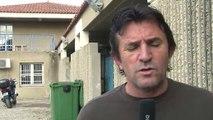 L'entraîneur du FC Istres José Pasqualetti aprés le tirage au sort