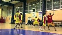 Martigues échoue de 4 points contre St-Vallier en Coupe de France de Basket