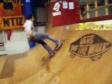 Skater Aurélius on the move