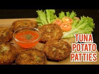 Tuna Potato Patties