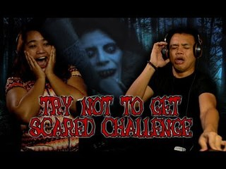KAMI Try Not To Get Scared Challenge