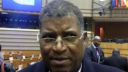 Entretien Hon. Sanches Pina Helio de Jesus, MP - Partnership Africa EU