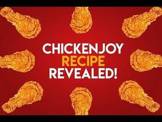 Jollibee Chickenjoy Recipe Revealed!